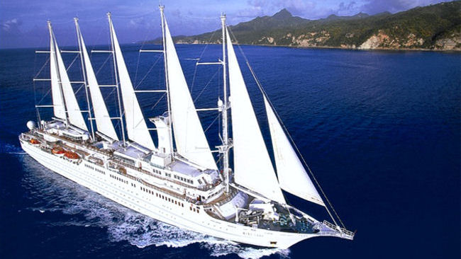 Windstar Cruise Charter
