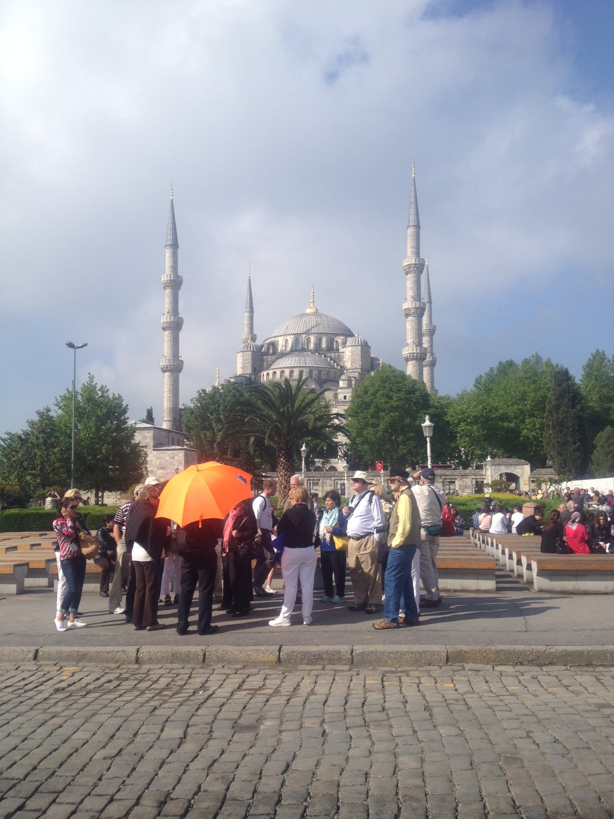 Farewell to Windstar, Hello to Istanbul