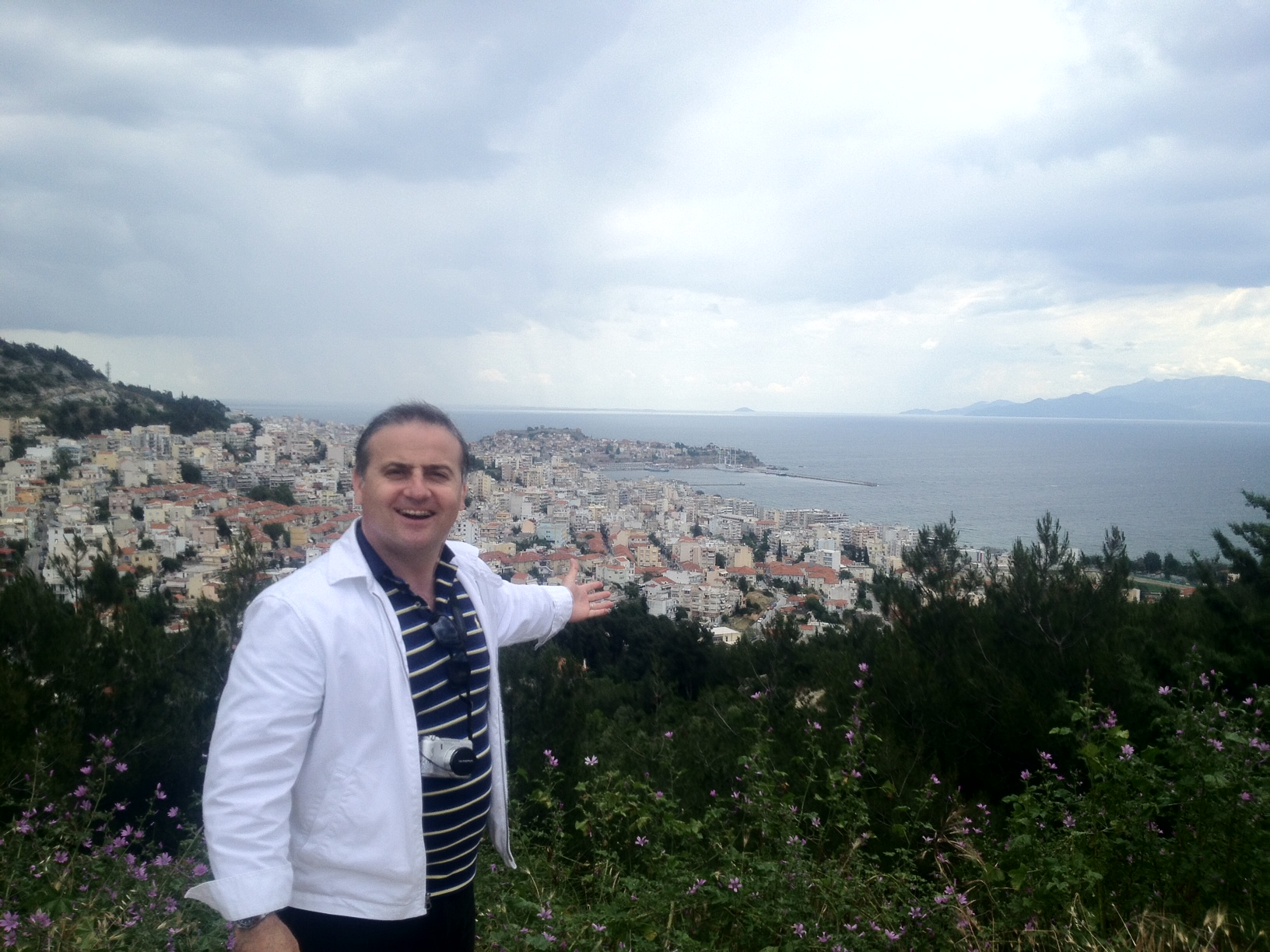 Ferit F.Kayrak, President of Vanguard Travel Services, invites all Christian Congregations to a once in a lifetime experience