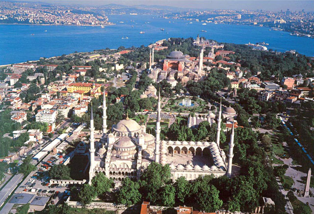 Istanbul…A new super star in the world of cruising?