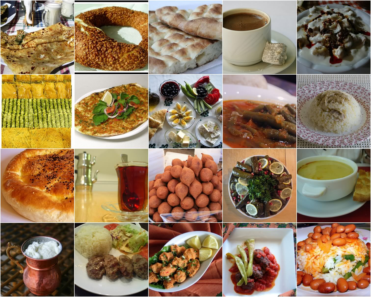 Discover Turkish Cuisine through the culinary experiences of Vanguard Travel Services