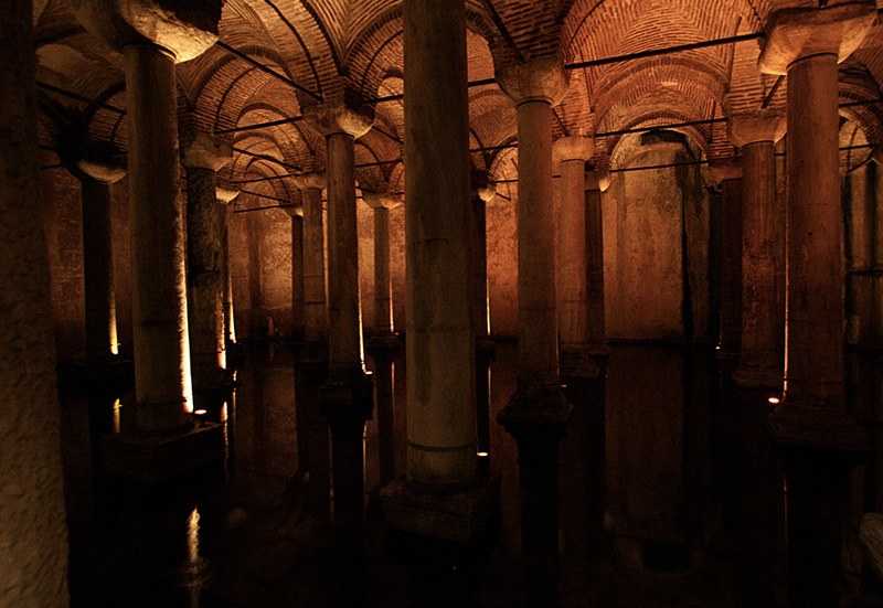 The underground beauty of Istanbul: The Basilica Cistern