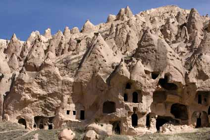 Cappadocia… Land of mysticism and fantasy
